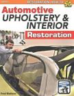 Auto Upholstery & Interior Restoration Cover Image