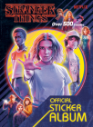 Stranger Things: The Official Sticker Album (Stranger Things) Cover Image
