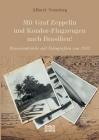 Mit Graf Zeppelin und Kondor-Flugzeugen nach Brasilien!: Reiseeindrücke mit Fotografien von 1932 Cover Image