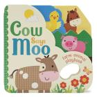 Cow Says Moo! Cover Image