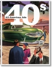 All-American Ads of the 40s Cover Image
