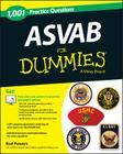 1,001 ASVAB Practice Questions for Dummies (+ Free Online Practice) Cover Image