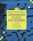 Random House Webster's Crossword Puzzle Dictionary, 4th Edition Cover Image