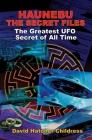 Haunebu: The Secret Files: The Greatest UFO Secret of All Time Cover Image