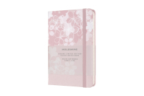 Moleskine Limited Edition Notebook Sakura, Pocket, Ruled, Dark Pink (3.5 x 5.5) Cover Image