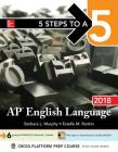 5 Steps to a 5: AP English Language 2018 Cover Image