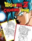 Dragon Ball Z: Jumbo DBS Coloring Book: 100 High Quality Pages: Volume 4 (Dragonball Z #4) Cover Image