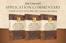 Jon Courson's Application Commentary, Complete 3-Volume Set: Genesis - Revelation Cover Image