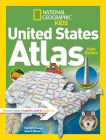 National Geographic Kids United States Atlas, Fifth Edition Cover Image