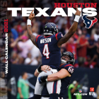 Houston Texans 2021 12x12 Team Wall Calendar Cover Image