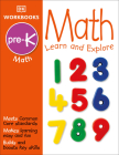 DK Workbooks: Math, Pre-K: Learn and Explore Cover Image