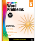 Spectrum Word Problems, Grade 5 Cover Image