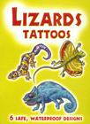 Lizards Tattoos [With Tattoos] Cover Image
