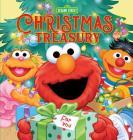 Sesame Street Christmas Treasury Cover Image