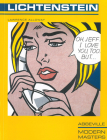 Roy Lichtenstein (Modern Masters Series #1) Cover Image