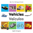 My First Bilingual Book–Vehicles (English–Portuguese) Cover Image