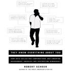 They Know Everything about You: How Data-Collecting Corporations and Snooping Government Agencies Are Destroying Democracy Cover Image