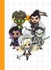 Overwatch Tokidoki Journal/5 Character Cover Image