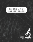 Life Sciences Student Lab Notebook: 8.5