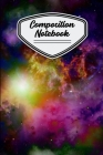 Composition Notebook: Colorful Galaxy 6
