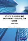 B.S.Patil's Building and Engineering Contracts, 7th Edition Cover Image