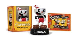 Cuphead Bobbling Figurine: With sound! (RP Minis) Cover Image