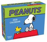 Peanuts 2020 Mini Day-to-Day Calendar Cover Image