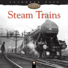 Steam Trains Heritage Wall Calendar 2020 (Art Calendar) Cover Image
