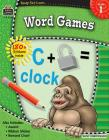 Ready-Set-Learn: Word Games Grd 1 Cover Image