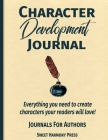 Character Development Journal Cover Image