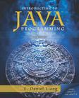 Intro to Java Programming, Comprehensive Version, with Access Code Cover Image