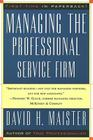 Managing The Professional Service Firm Cover Image