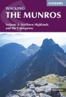 Walking the Munros Volume 2: Northern Highlands and the Cairngorms Cover Image