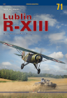 Lublin R-XIII: Army Cooperation Plane (Monographs) Cover Image