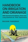 A Handbook On Irrigation And Drainage Cover Image