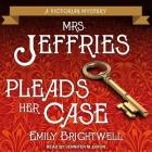 Mrs. Jeffries Pleads Her Case Lib/E Cover Image