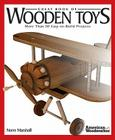 Great Book of Wooden Toys: More Than 50 Easy-To-Build Projects (American Woodworker) Cover Image