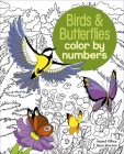 Birds & Butterflies Color by Numbers Cover Image