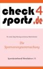 check4sports(R): Die Sportvorsorgeuntersuchung Cover Image