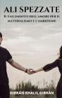 Ali Spezzate: Il fallimento di un puro amore tra un uomo e una donna, interrotto dal materialismo e dall'ambizione Cover Image
