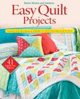 Easy Quilt Projects: Favorites from the Editors of American Patchwork & Quilting (Better Homes and Gardens Cooking) Cover Image
