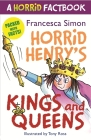 A Horrid Factbook: Kings and Queens Cover Image