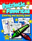 Patriotic Favorites-Coloring and Activity Book Cover Image