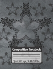 Composition Notebook: STARS: Journal For Students Great Present Cute Universe Pattern Cover Image