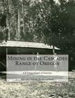 Mining in the Cascades Range of Oregon Cover Image
