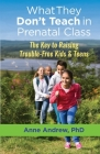 What They Don't Teach in Prenatal Class: The Key to Raising Trouble-Free Kids & Teens Cover Image