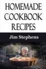 Homemade Cookbook Recipes Cover Image