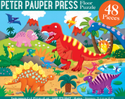 Dinosaurs Kids' Floor Puzzle Cover Image