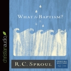 What Is Baptism? Lib/E Cover Image