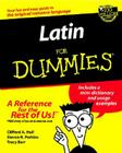 Latin for Dummies Cover Image
